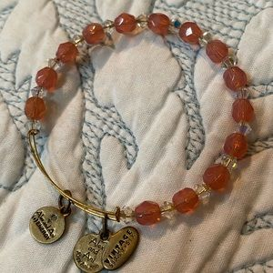 Authentic Alex & Ani Beaded Bracelet